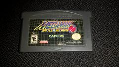 Front | Mega Man Battle Network GameBoy Advance