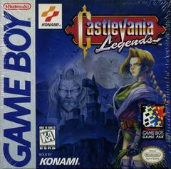 Castlevania Legends - Front | Castlevania Legends GameBoy