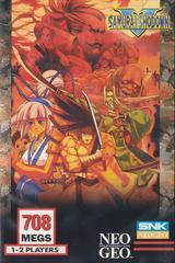 Samurai Shodown V Neo Geo AES Prices
