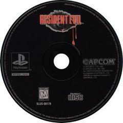 Disc   Resident Evil [Long Box] Playstation