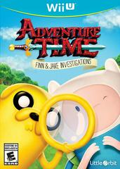 Adventure Time: Finn and Jake Investigations Wii U Prices
