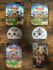 Contents | Dragon Quest VIII: Journey of the Cursed King Playstation 2