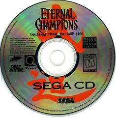 Eternal Champions - Disc | Eternal Champions Sega CD