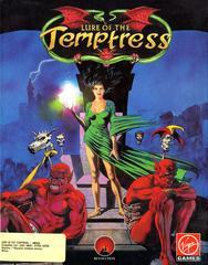 Lure of the Temptress Amiga Prices