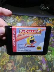 Cart 1 | Pac-Man 2 The New Adventures Sega Genesis