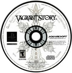 Game Disc | Vagrant Story Playstation