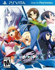 Front Cover | XBlaze Code: Embryo Playstation Vita