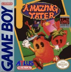 Amazing Tater - Front | Amazing Tater GameBoy