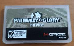 'Cartridge' 'Preview' | Pathway to Glory [Not for Resale] N-Gage