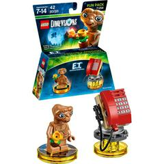 E.T. | E.T. the Extra-Terrestrial [Fun Pack] Lego Dimensions