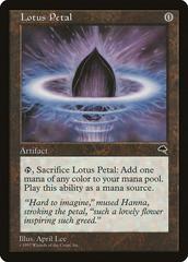 Lotus Petal Magic Tempest Prices