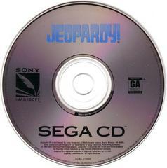 Jeopardy! - Disc   Jeopardy Sega CD