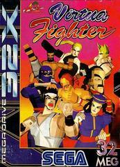 Virtua Fighter PAL Mega Drive 32X Prices