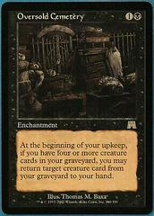 Oversold Cemetery Magic Onslaught Prices