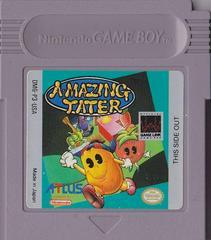 Amazing Tater - Cartridge | Amazing Tater GameBoy