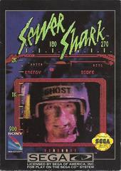 Sewer Shark - Front | Sewer Shark Sega CD