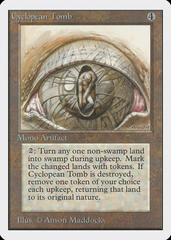 Cyclopean Tomb Magic Unlimited Prices