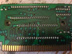 Circuit Board (Reverse) | Ghouls 'N Ghosts Sega Genesis