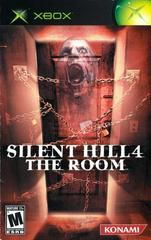 Front Of Manual | Silent Hill 4: The Room Xbox