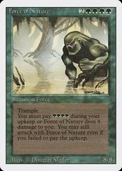 Force of Nature Magic Revised Prices