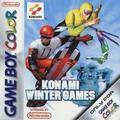 Konami Winter Games | PAL GameBoy Color