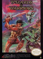 Wizards and Warriors NES Prices