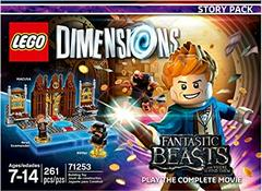 Fantastic Beasts and Where to Find Them [Story Pack] Lego Dimensions Prices