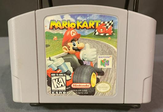 Mario Kart 64 photo