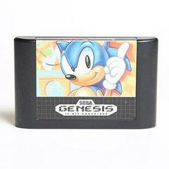 NTSC-U Cartridge | Sonic the Hedgehog Sega Genesis
