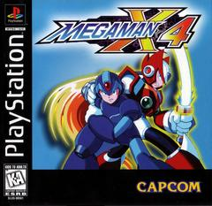 Mega Man X4 Playstation Prices