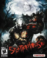 Manual - Front | Splatterhouse Playstation 3