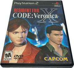 Variant W/Out Demo   Resident Evil Code Veronica X Playstation 2