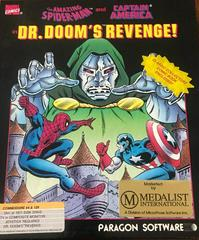 Amazing Spiderman and Captain America in Dr Dooms Revenge Commodore 64 Prices