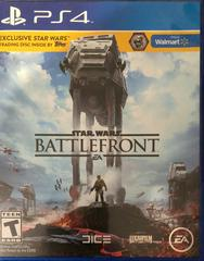 Case Front (Walmart) | Star Wars Battlefront Playstation 4