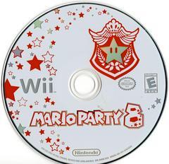 Disc Art | Mario Party 8 Wii