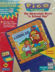 The Berenstain Bears' A School Day Sega Pico Prices