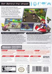 Back Cover | Mario Kart Wii Wii