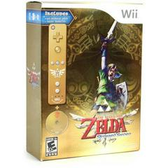 Outer Box | Zelda Skyward Sword [Controller Bundle] Wii