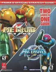 Metroid Prime & Metroid Fusion [Prima] Strategy Guide Prices