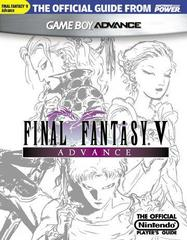 Final Fantasy V Advance Player's Guide Strategy Guide Prices
