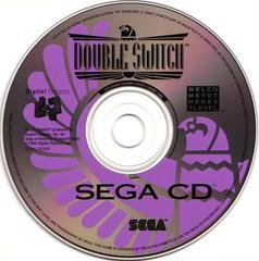 Double Switch - Disc | Double Switch Sega CD