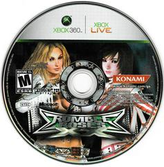 Game Disc | Rumble Roses XX Xbox 360