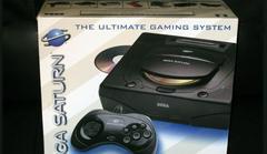 Box Art | Sega Saturn Console Sega Saturn