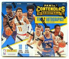 Hobby Box Basketball Cards 2018 Panini Contenders Prices