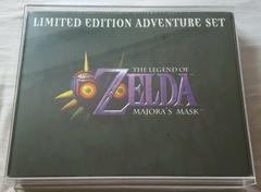 Outer Box | Zelda Majora's Mask Adventure Set PAL Nintendo 64