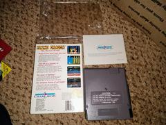 BACK OF BOX | Flying Dragon NES