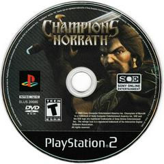 Game Disc | Champions of Norrath Playstation 2