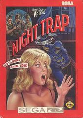 Night Trap - Front | Night Trap Sega CD