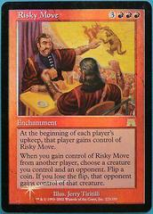Risky Move [Foil] Magic Onslaught Prices