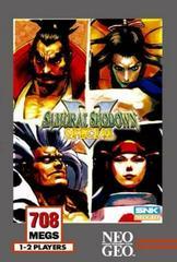 Samurai Shodown V Special Neo Geo AES Prices